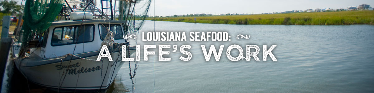 Louisiana Seafood Industry