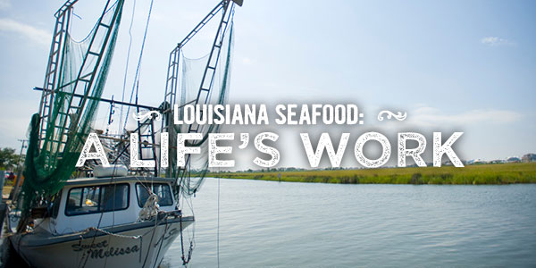 Louisiana Seafood - Industry