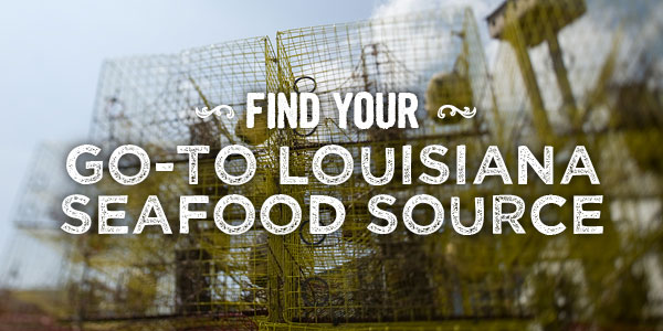 Louisiana Seafood Locator