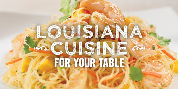 Louisiana Seafood Recipes