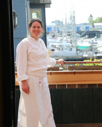 Chef Colette Nelson