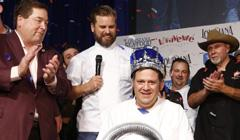 Chef Nathan Richard Crowned King of Louisiana Seafood 2019