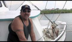 "Embedded thumbnail for William ""Billy"" Thonn - Louisiana Fisherman"